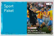 Das Sky Sport Angebot